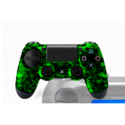 Manette PS4 Pro Gamers Customisée Burns