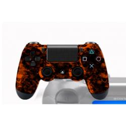 Manette PS4 pour PC Personnalisée Dark