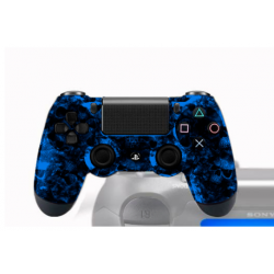 Manette Playstation 4 Customisée Spawn