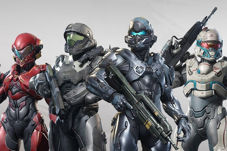 halo 5 Guardian couverture