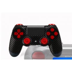 Manette PS4 pour PC Perso Moon