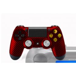 Manette PS4 Pro Gamers avec peinture perso Blizzard