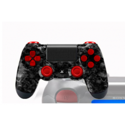 PS4 Controllers Customisée Burns