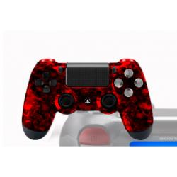 Manette PS4 FPS avec peinture perso Grid