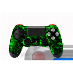 Manette Playstation 4 avec peinture unique Skids