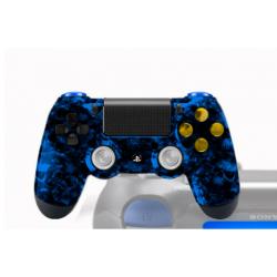 Manette PS4 pour PC avec peinture perso Weapon
