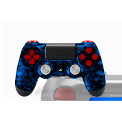 Manette PS4 FPS Custom Nocturna