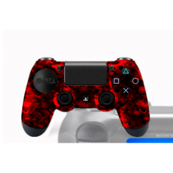 Manette FPS Playstation 4 Customisée Zeus