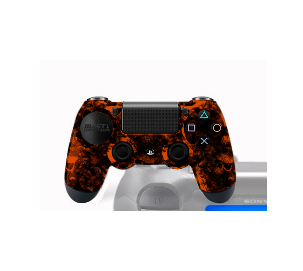 Manette PS4 Customisée Killer