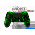 Manette PS4 Pro Gamers Customisée Burns