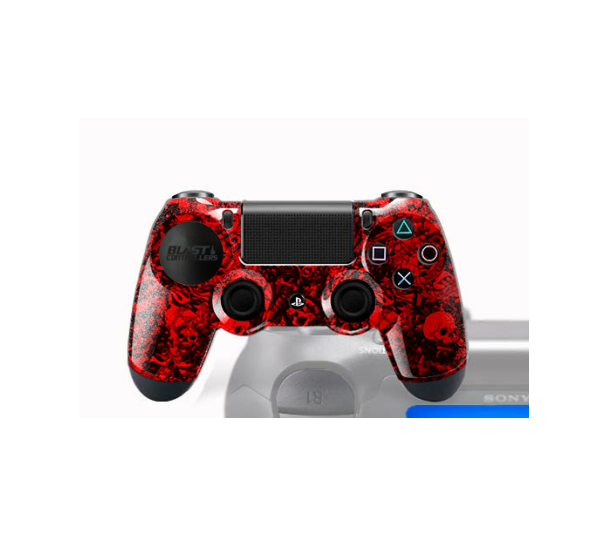 Manette Sony Dualshock 4 PS4 Customisée Morpheus