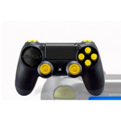 Manette Sony Dualshock 4 PS4 avec peinture custom Perséphone