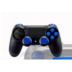 Manette PS4 pour PC Customisée Magma