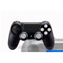 Manette Playstation 4 avec peinture custom Sauron