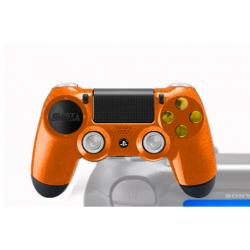 Manette Sony Dualshock 4 PS4 avec peinture customisée Héra