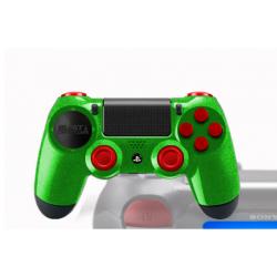 Manette PS4 pour PC avec peinture custom Xorn