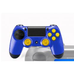 Manette Sony Dualshock 4 PS4 Custom BlackHeart