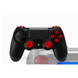 Manette PS4 avec peinture customisée Namor