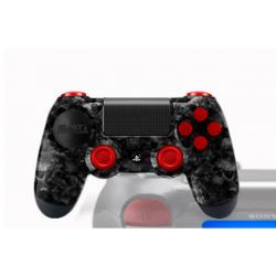 Manette Sony Dualshock 4 avec peinture unique Killer