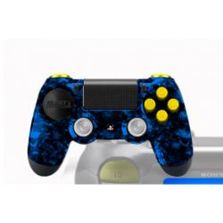 PS4 Controllers avec peinture customisée Blade