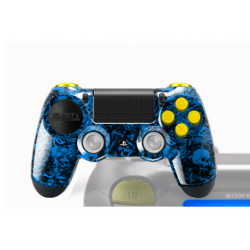 Manette Playstation 4 Perso Forge
