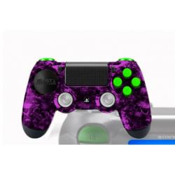 PS4 Controllers Personnalisée Gaïa
