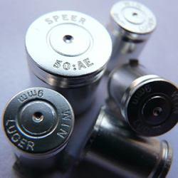 Boutons Balles 9mm Silver Xbox360