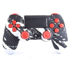 Manette PS4 Camo White FPS