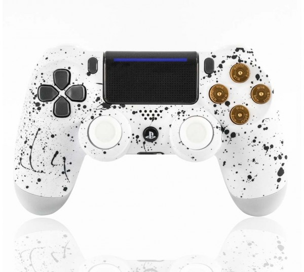 MANETTE PS4 SPLASH NOIR