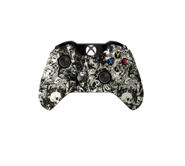 Manette Xbox One Gameur Customisée Hannibal