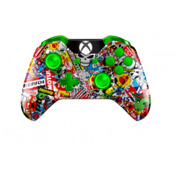 Manette Xbox One Gameur FPS Odin