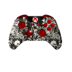 Manette Microsoft Xbox One Personnalisée Spawn