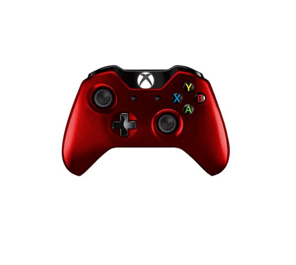 Manette Xbox-One avec peinture unique Héméra