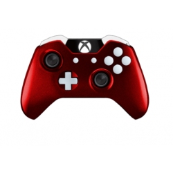 Manette Microsoft Xbox One PC Customisée Iceberg