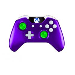 Manette Microsoft Xbox One PC Personnalisée Fauve