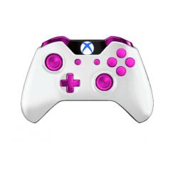 Manette Microsoft Xbox One PC avec peinture customisée Arès
