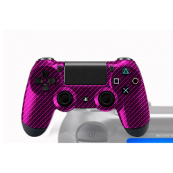 PS4 Controllers avec peinture custom hell