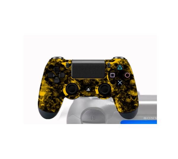 Manette Playstation 4 Perso Moth