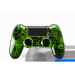 Manette Sony Dualshock 4 avec peinture customisée Animus