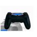 Manette Sony Dualshock 4 avec peinture perso Knight