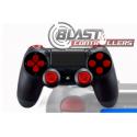 Manette FPS Playstation 4 Personnalisée Polaris