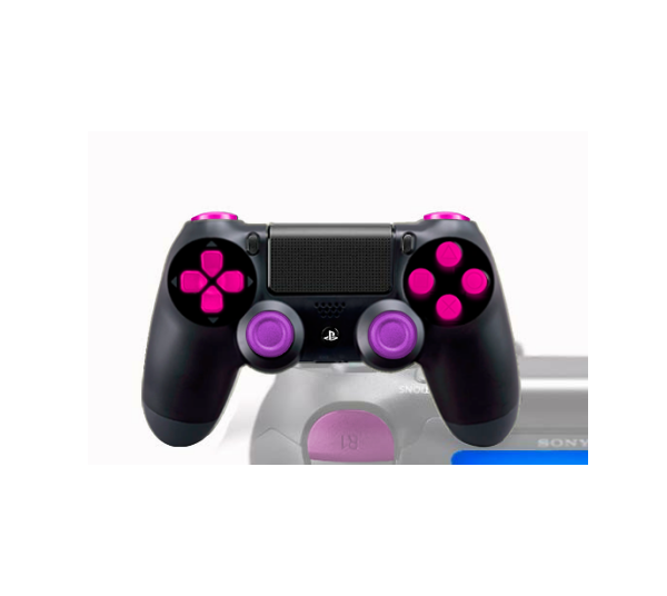 Manette FPS Playstation 4 Custom Dionysos