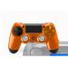 Manette FPS Playstation 4 avec peinture unique Zeus