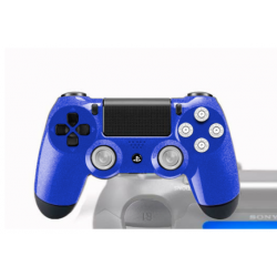 Manette FPS Playstation 4 avec peinture perso scary