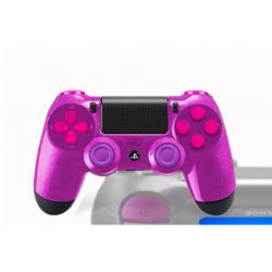 Manette Playstation 4 avec peinture unique Galactus