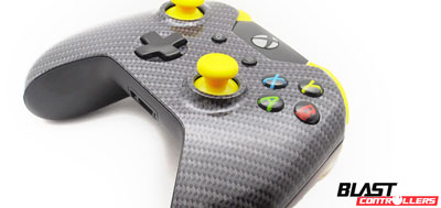 Manette Xbox One Xbox 360 Personnalisee A Palettes Blast Controllers